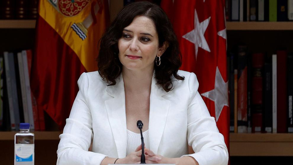 El PP de Isabel Díaz Ayuso arrasa en las elecciones de Madrid