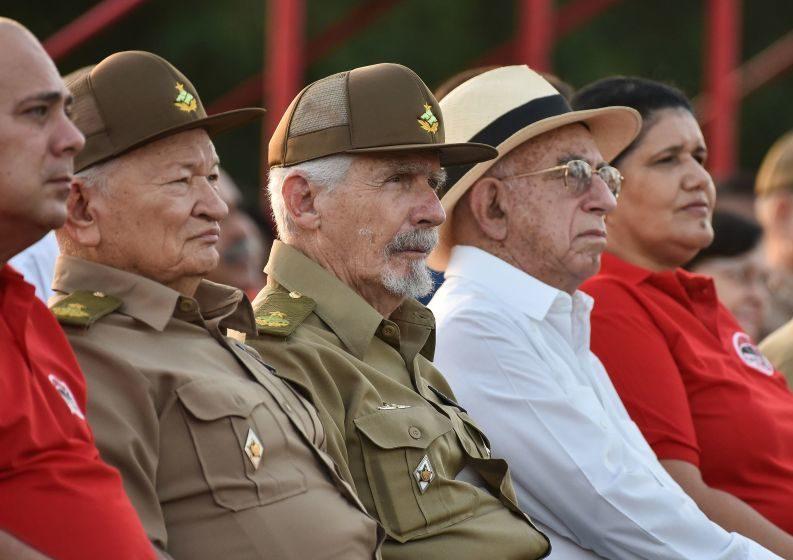 CUBA-MONCADA-ANNIVERSARY-CASTRO