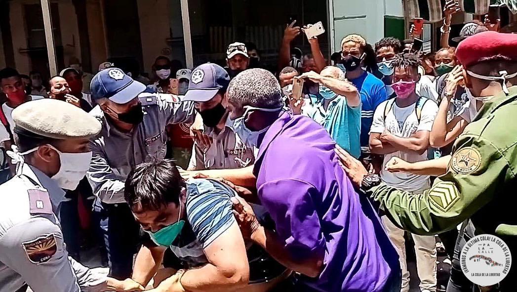 Niegan segundo recurso de Habeas Corpus a manifestantes de Obispo
