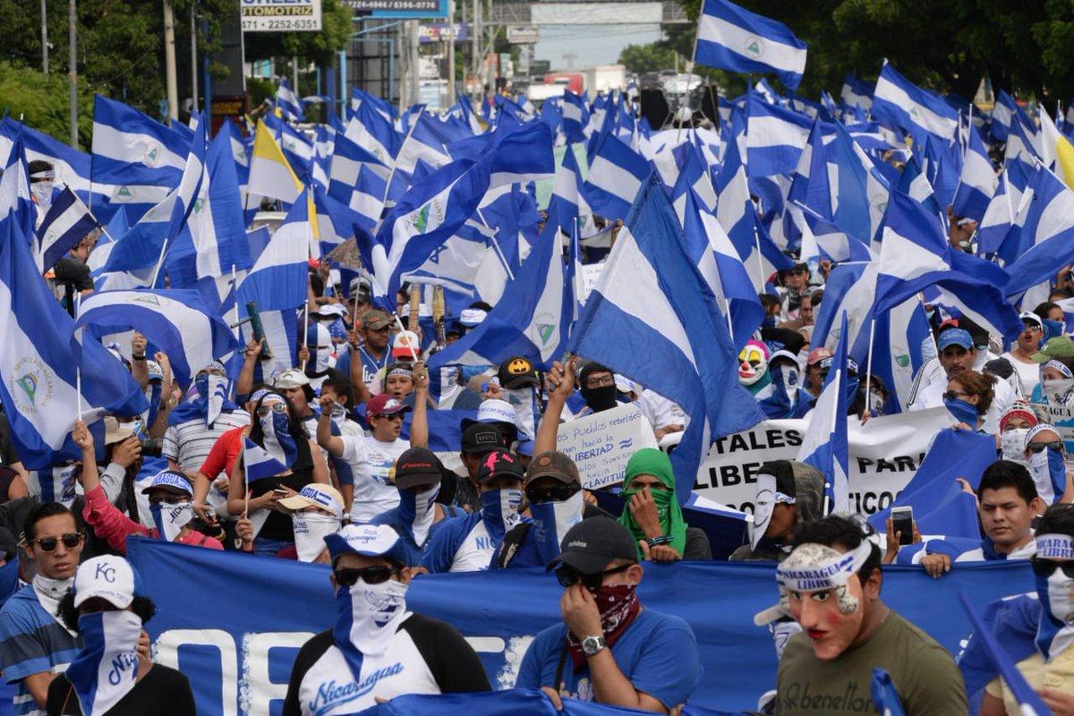 Tribunal electoral de Nicaragua impide participación de bloque opositor