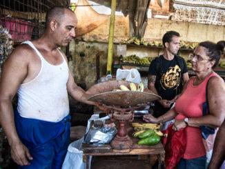 Agromercado cubano