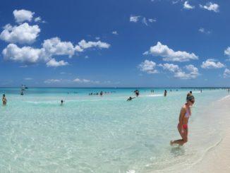 Playa de Quintana Roo, México